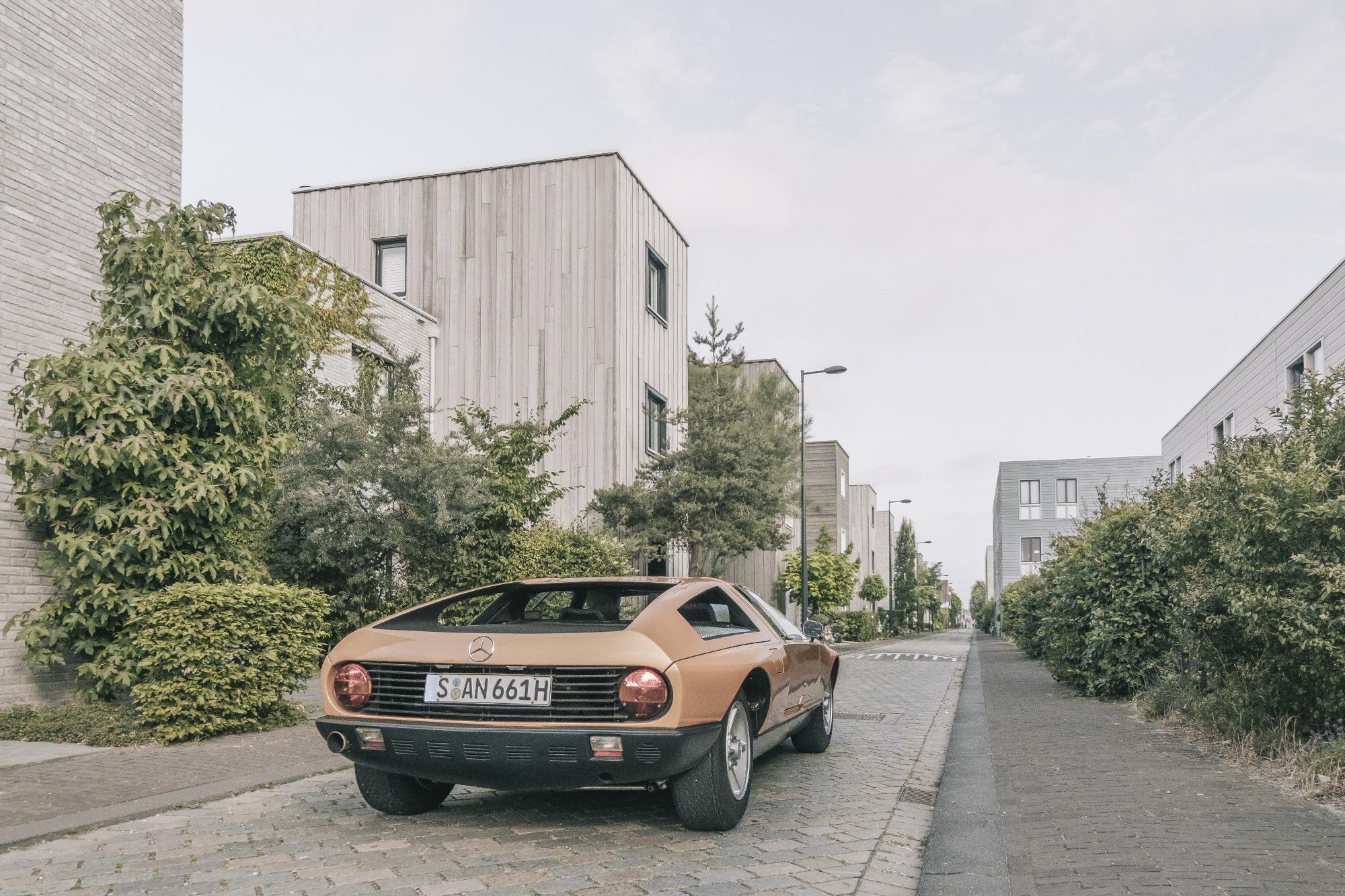 Mercedes C111 - II (13)