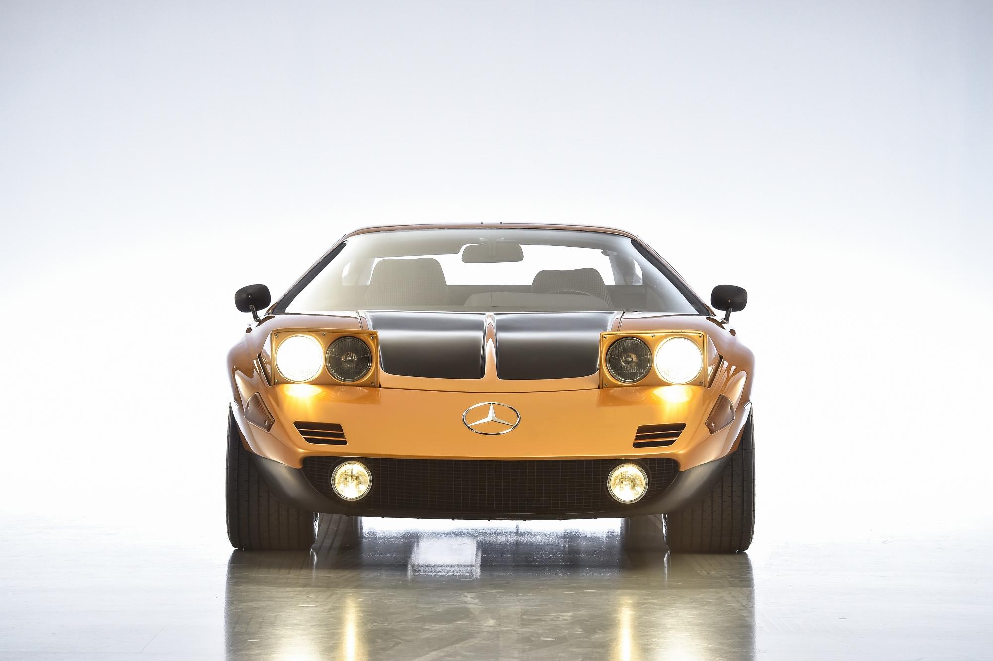 Mercedes C111 - II (9)