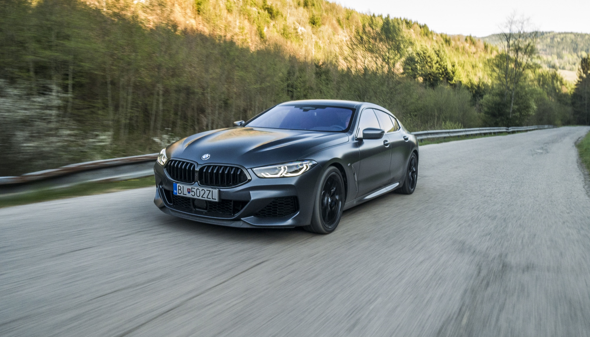 BMW M850i Gran Coupé (10)