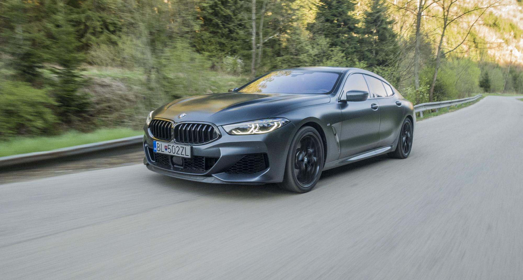 BMW M850i Gran Coupé (11)