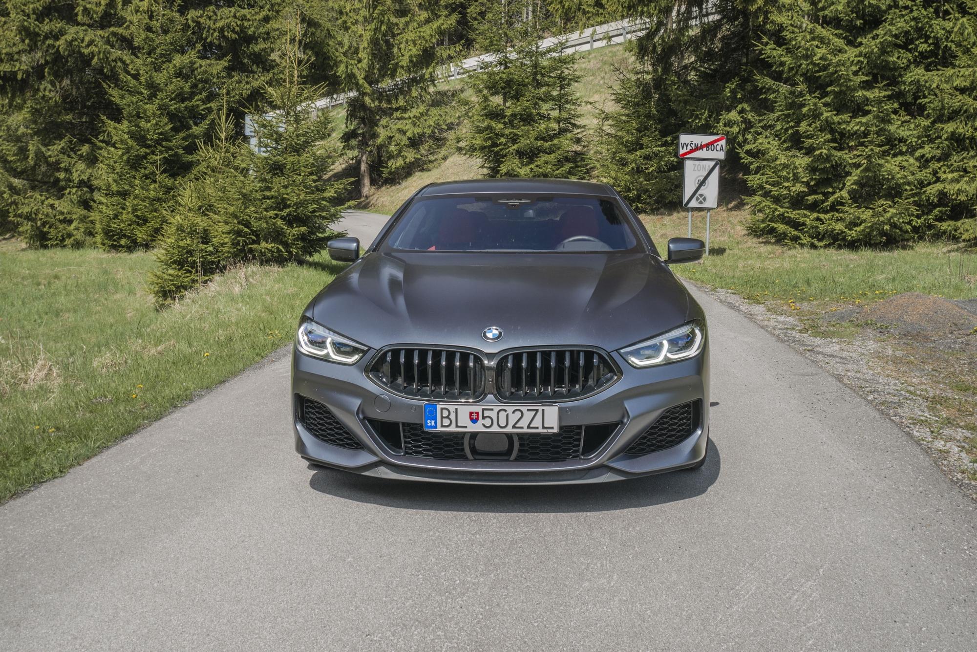 BMW M850i Gran Coupé (12)