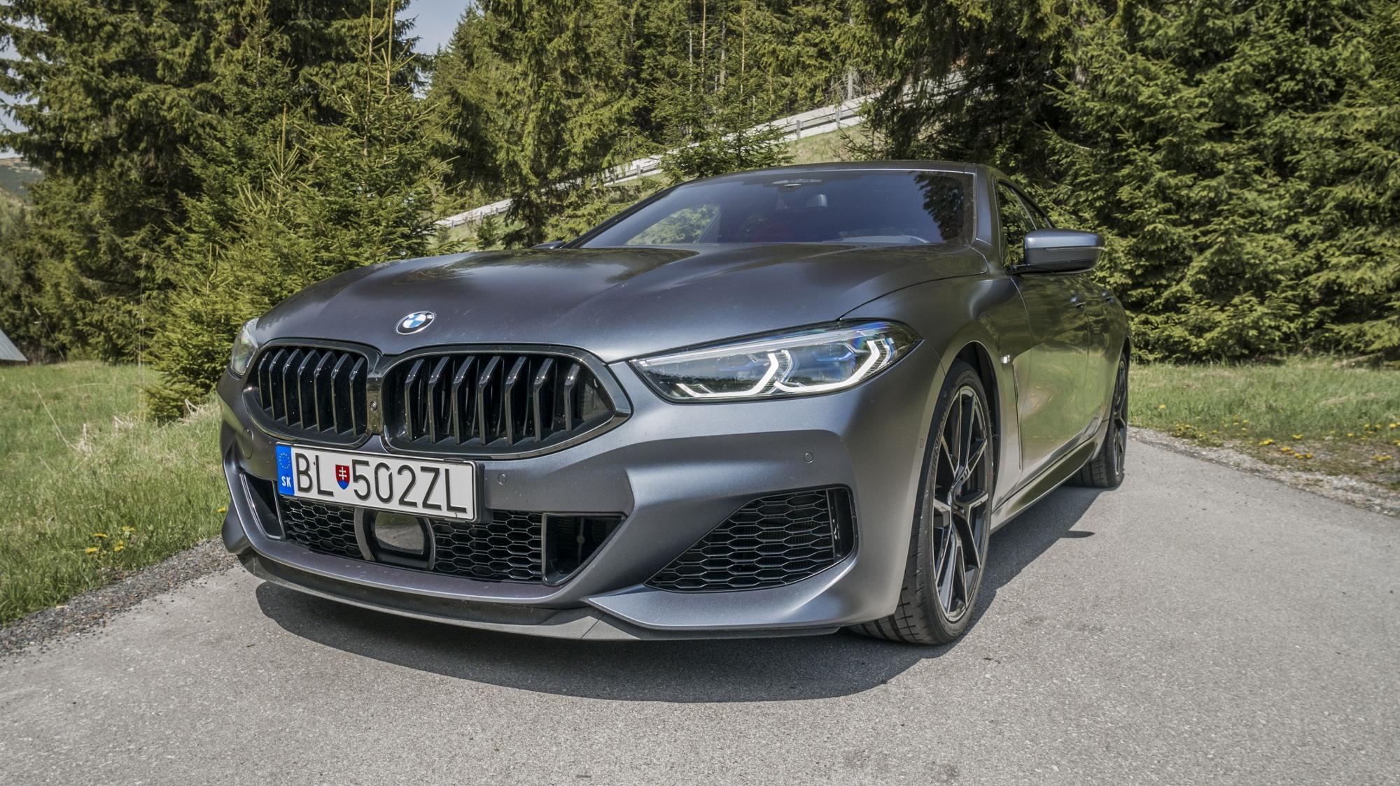 BMW M850i Gran Coupé (14)