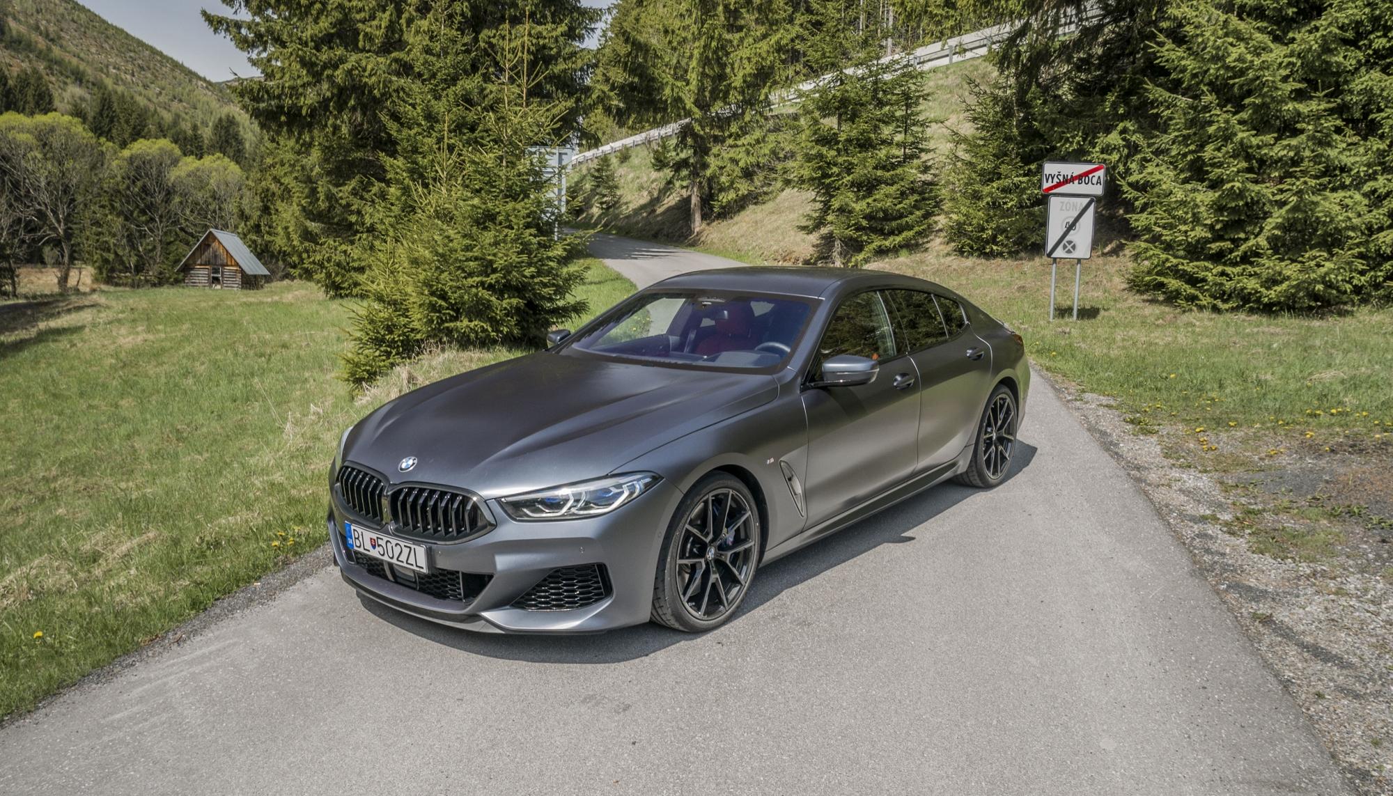 BMW M850i Gran Coupé (15)