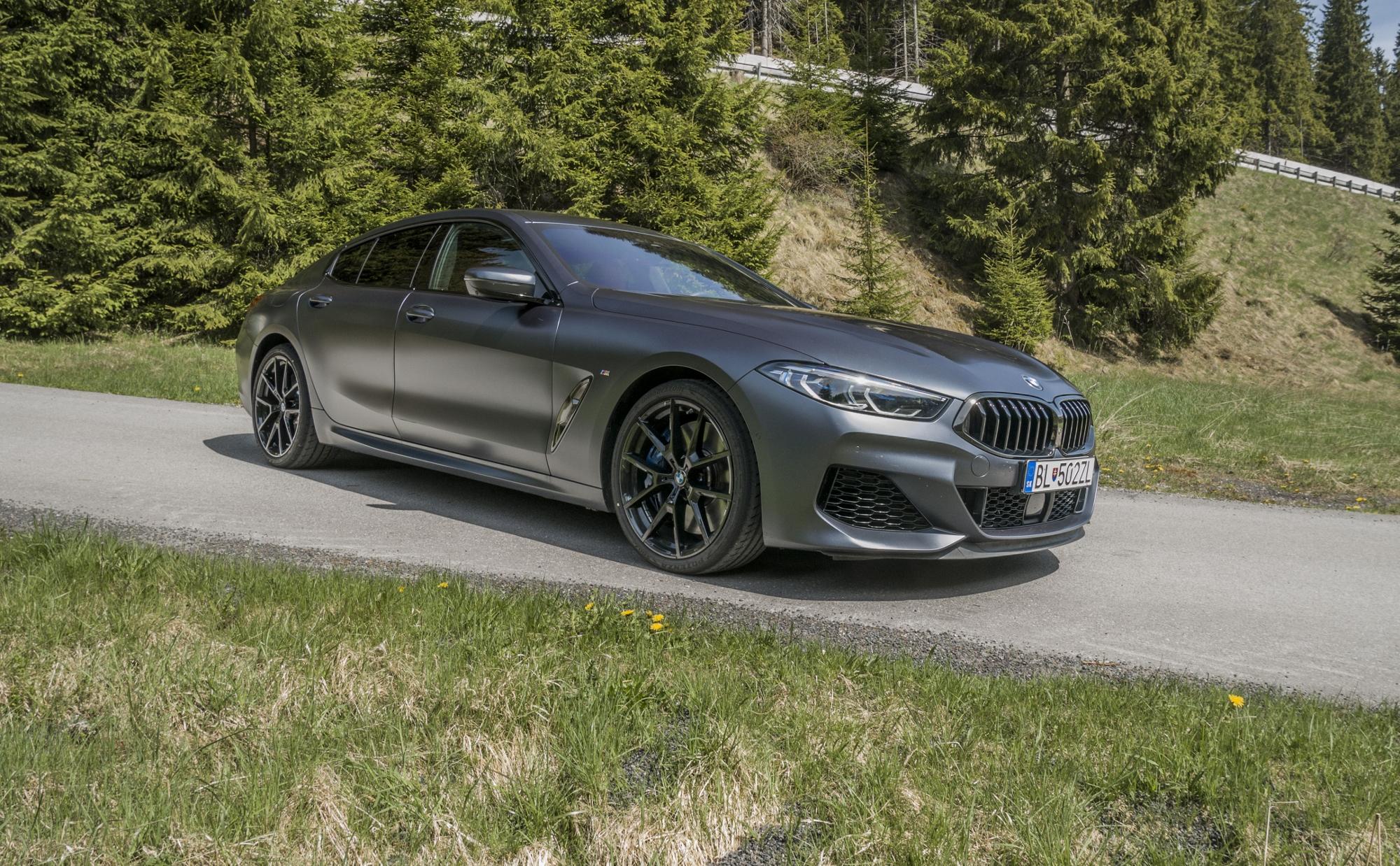 BMW M850i Gran Coupé (16)
