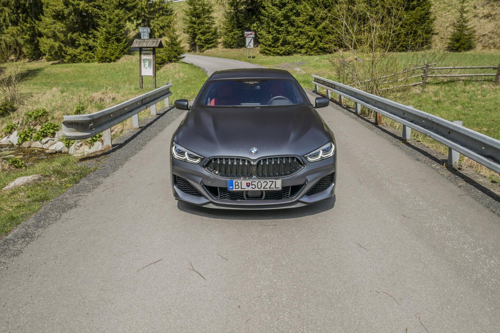 BMW M850i Gran Coupé (17)