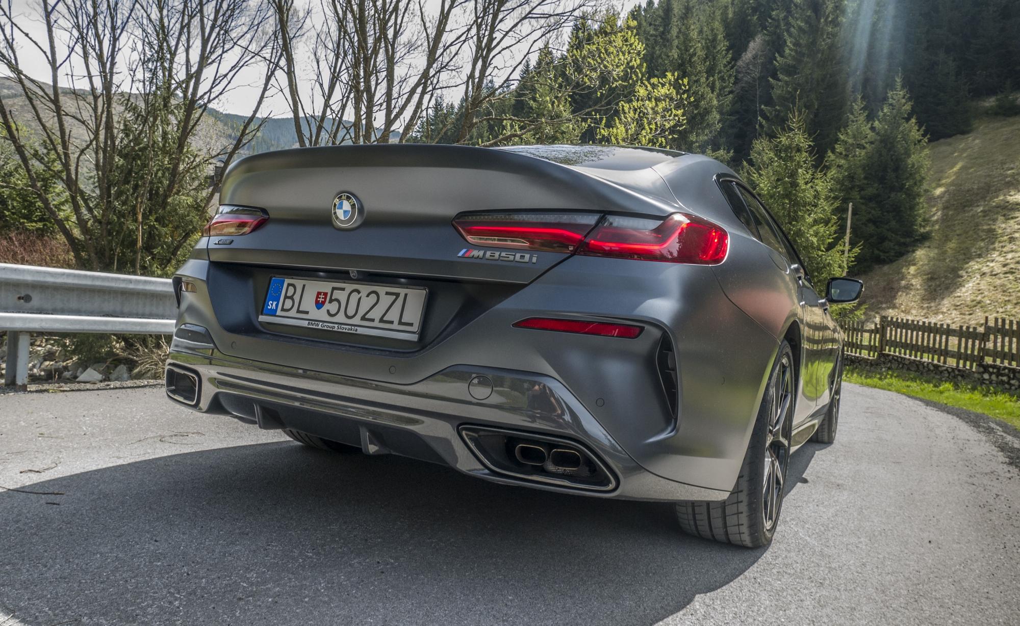 BMW M850i Gran Coupé (18)