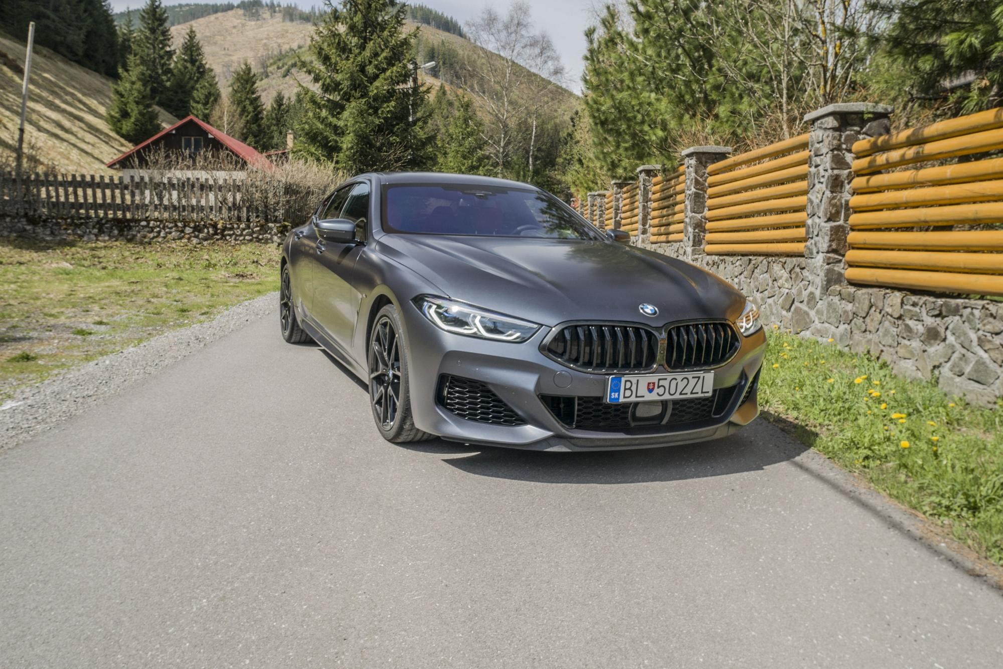 BMW M850i Gran Coupé (19)