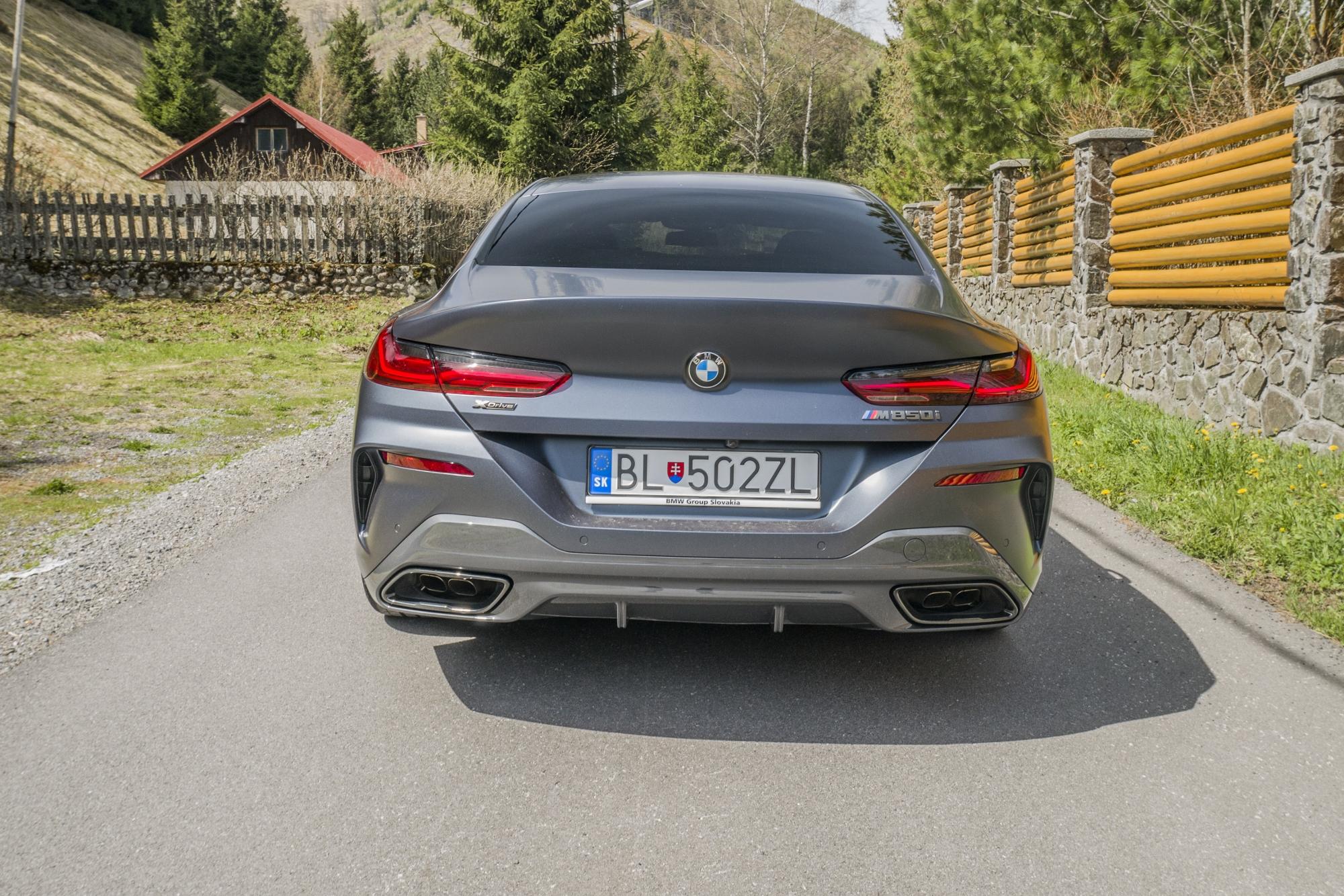 BMW M850i Gran Coupé (20)