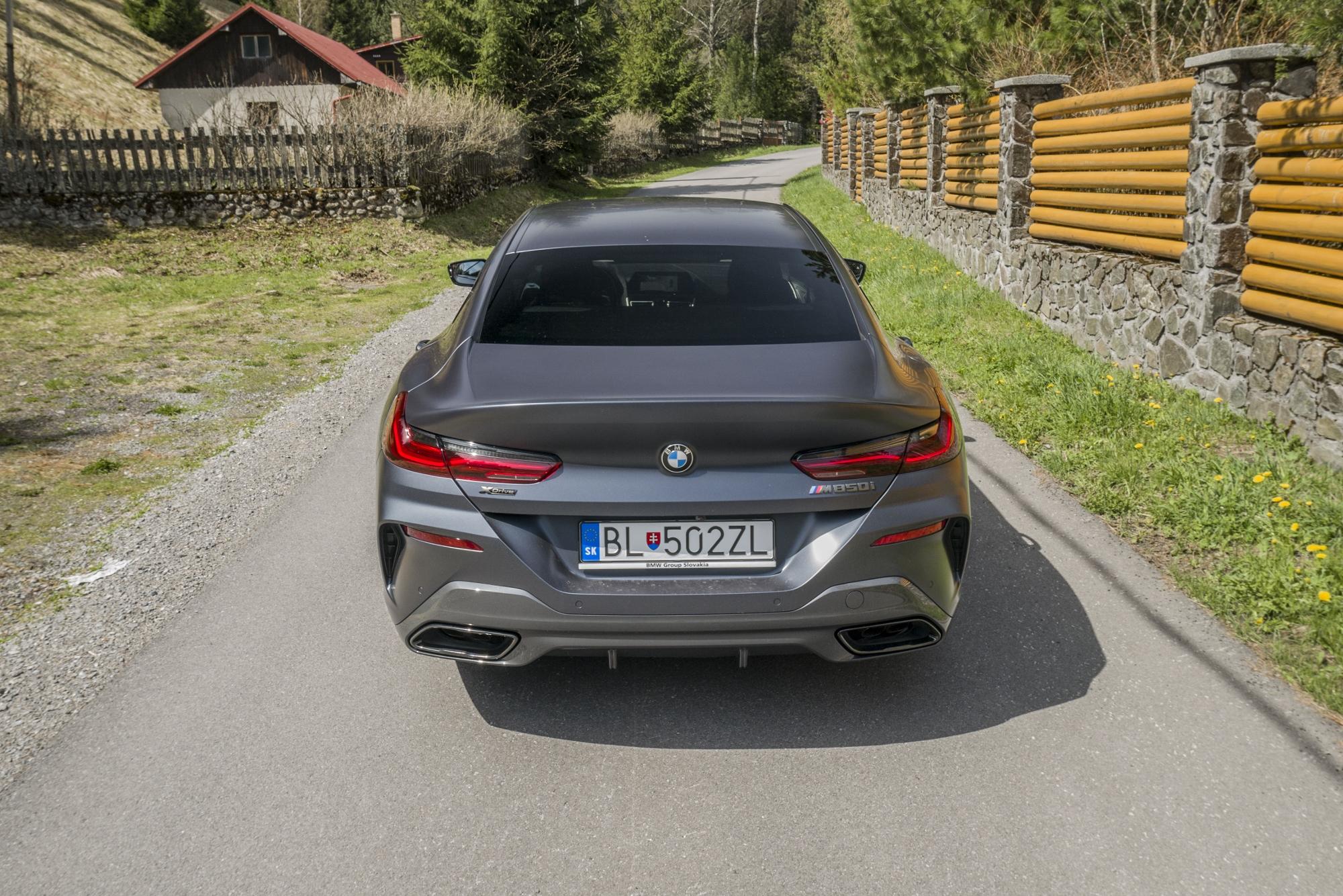 BMW M850i Gran Coupé (21)