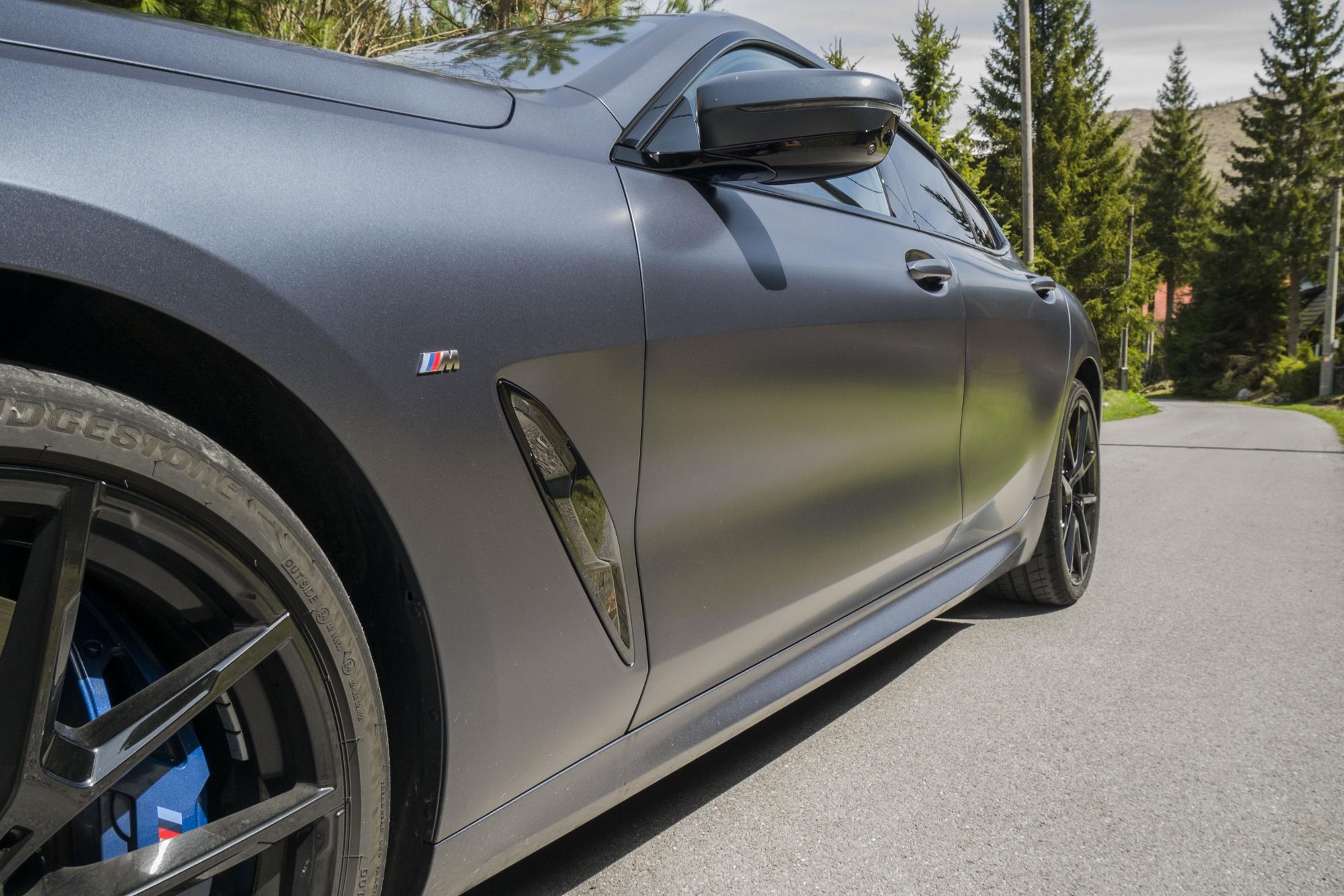 BMW M850i Gran Coupé (23)