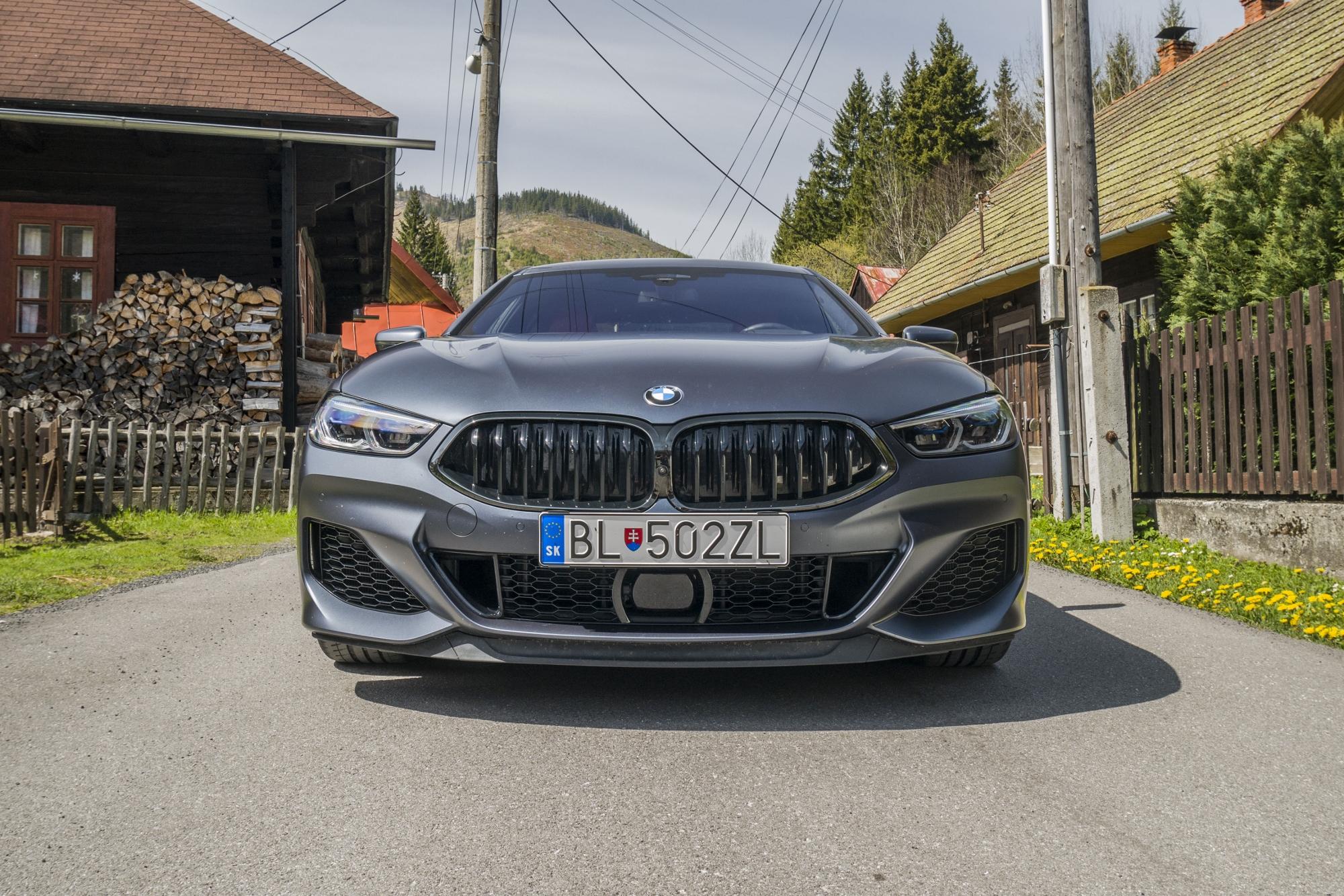 BMW M850i Gran Coupé (29)