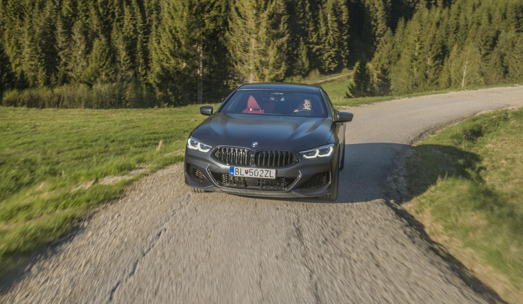BMW M850i Gran Coupé (3)