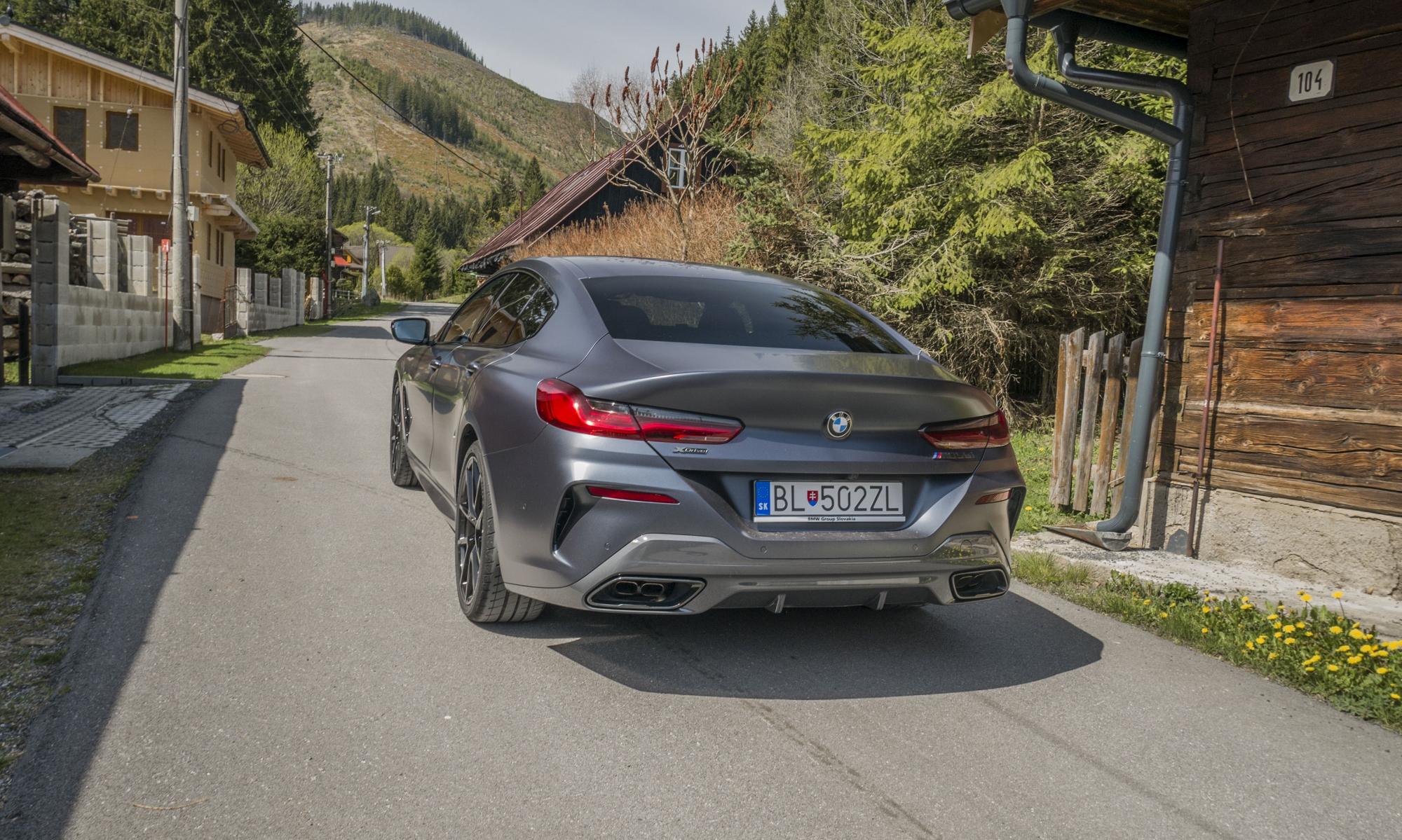 BMW M850i Gran Coupé (30)