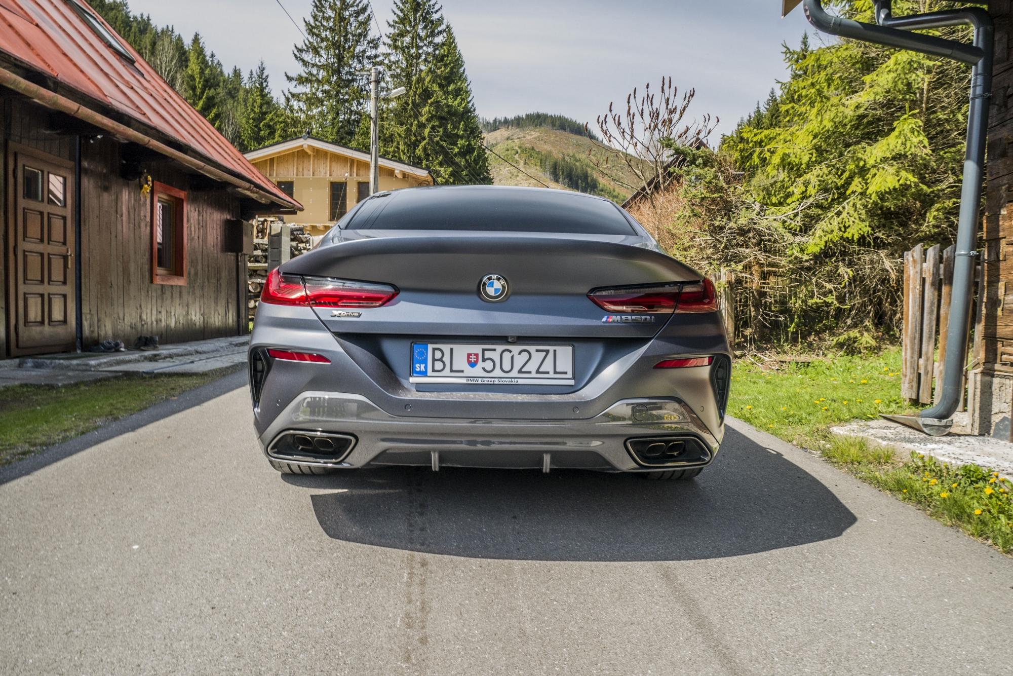 BMW M850i Gran Coupé (31)