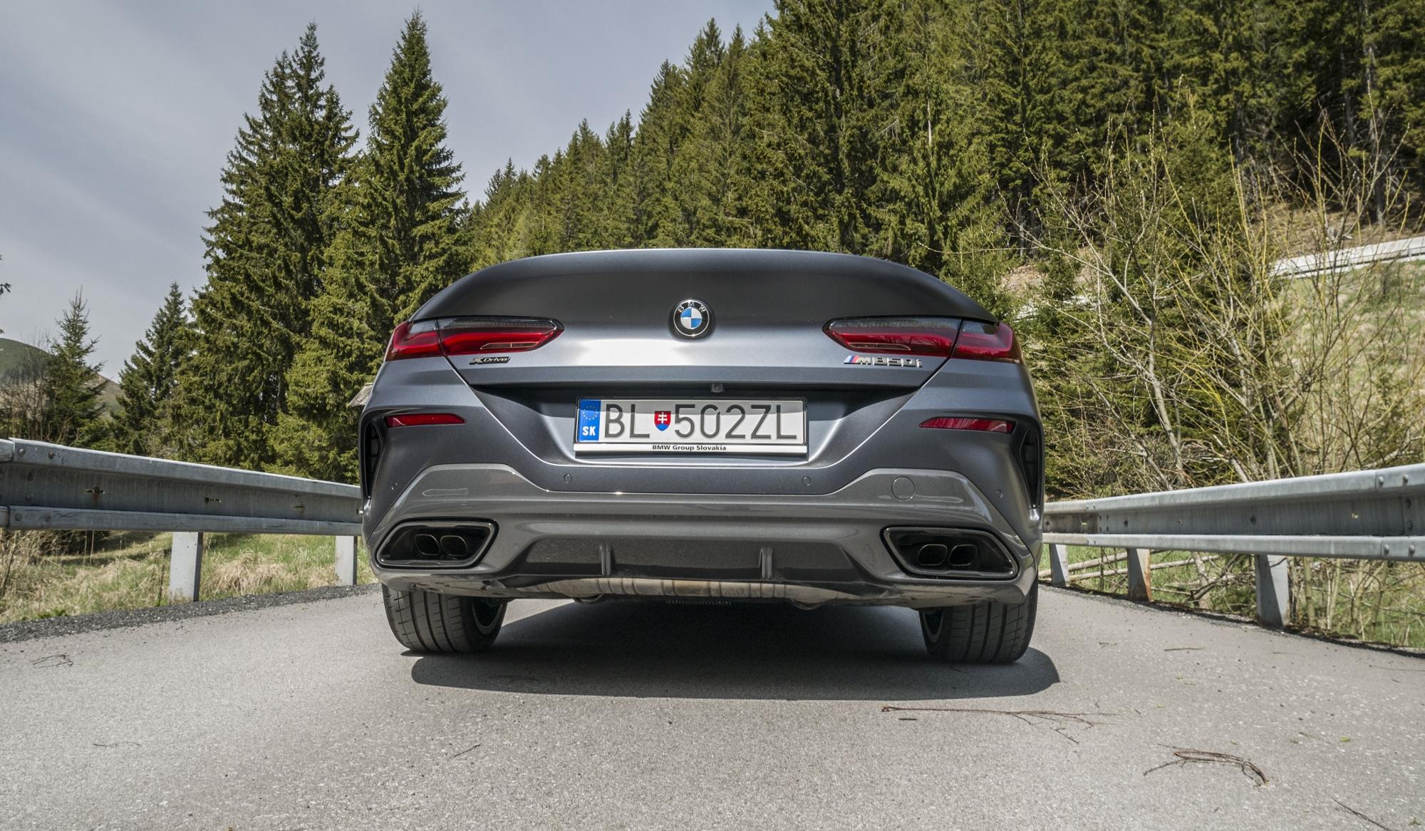 BMW M850i Gran Coupé (34)