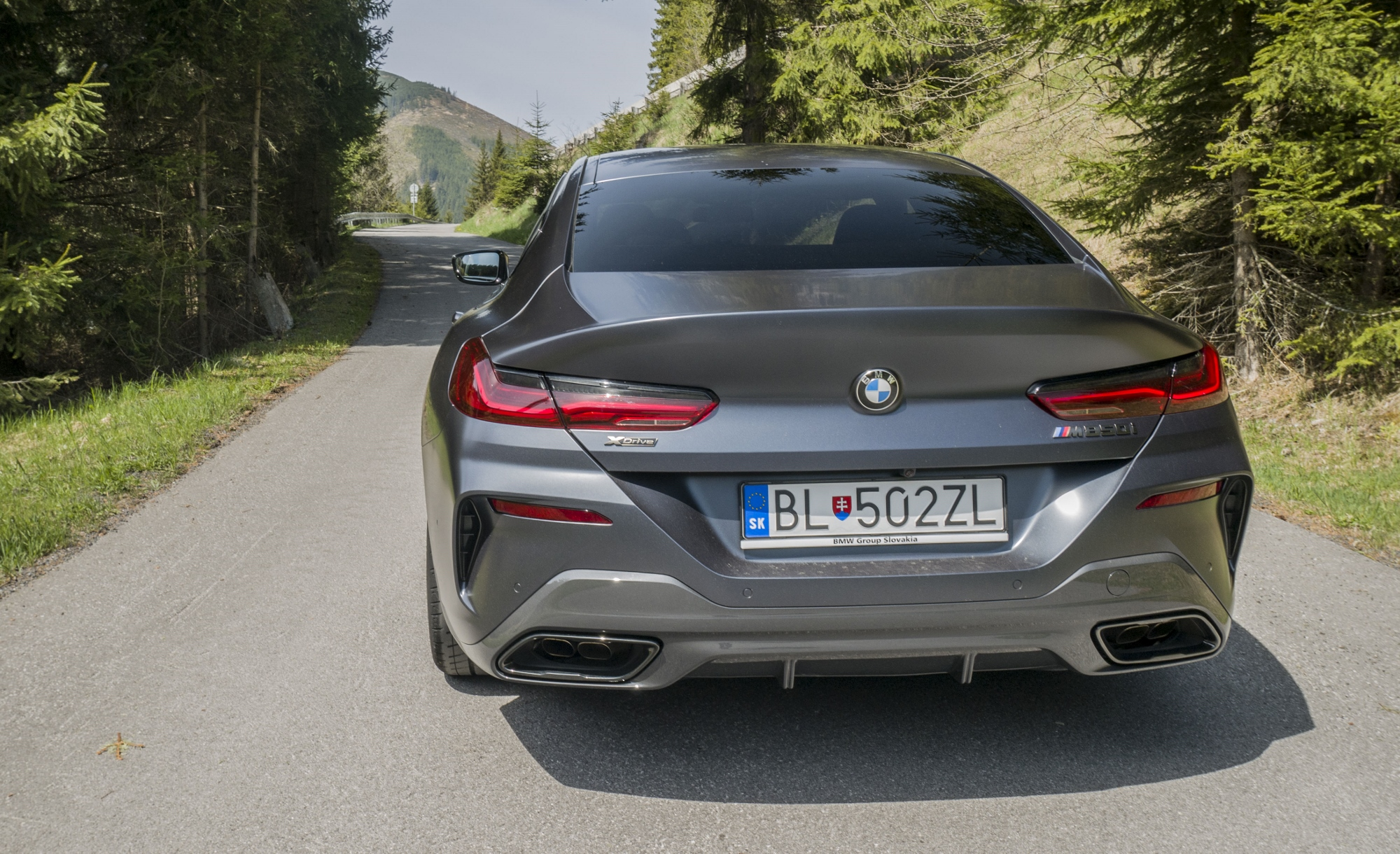 BMW M850i Gran Coupé (36)