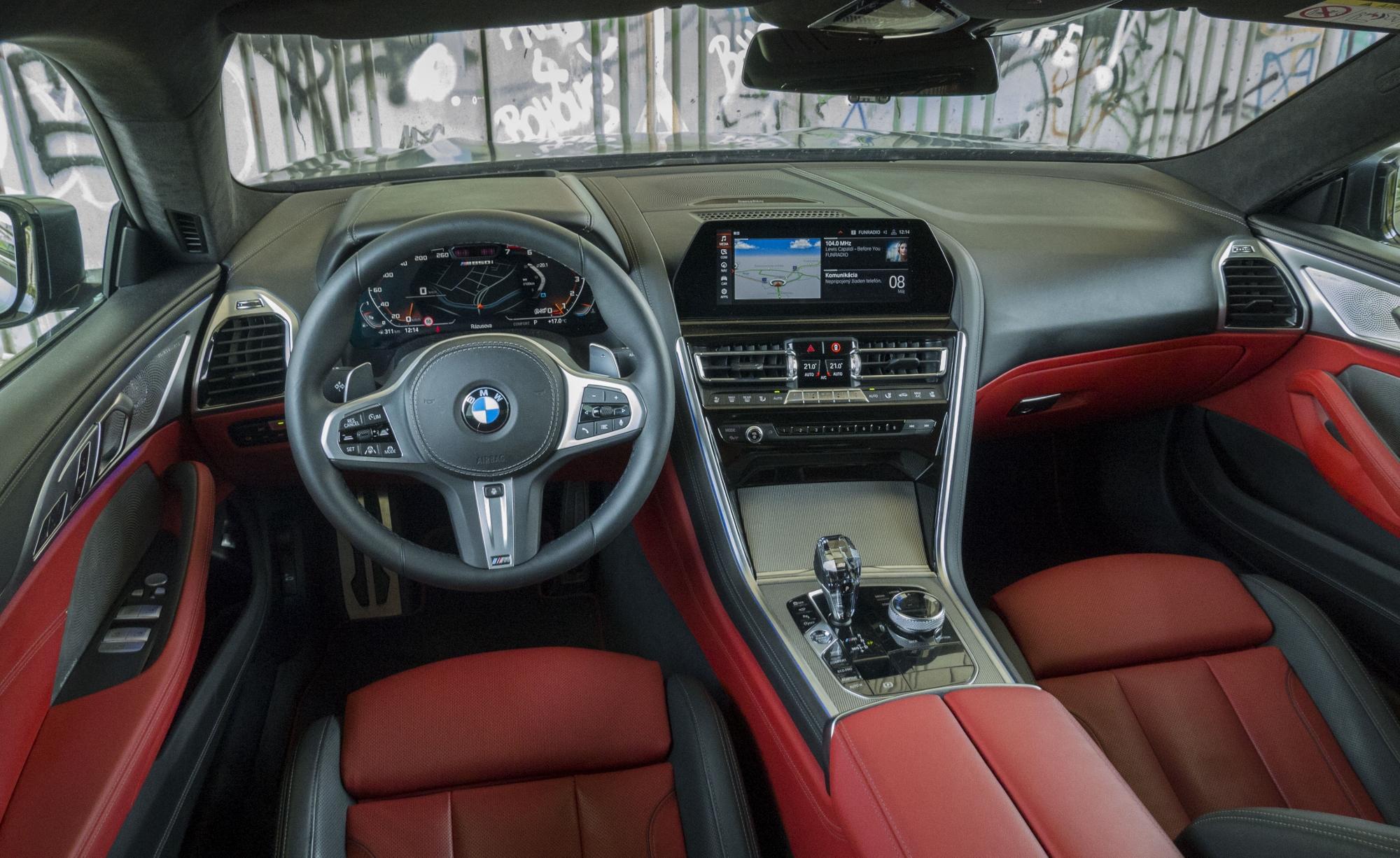 BMW M850i Gran Coupé (38)