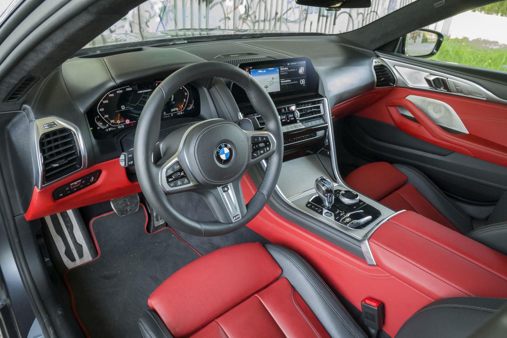 BMW M850i Gran Coupé (40)
