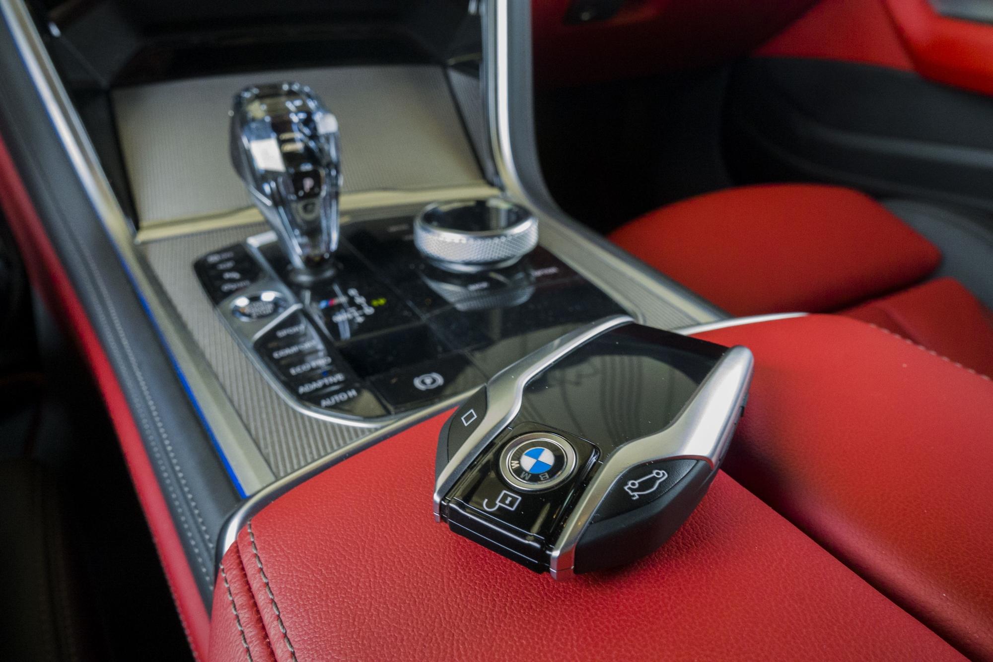 BMW M850i Gran Coupé (42)
