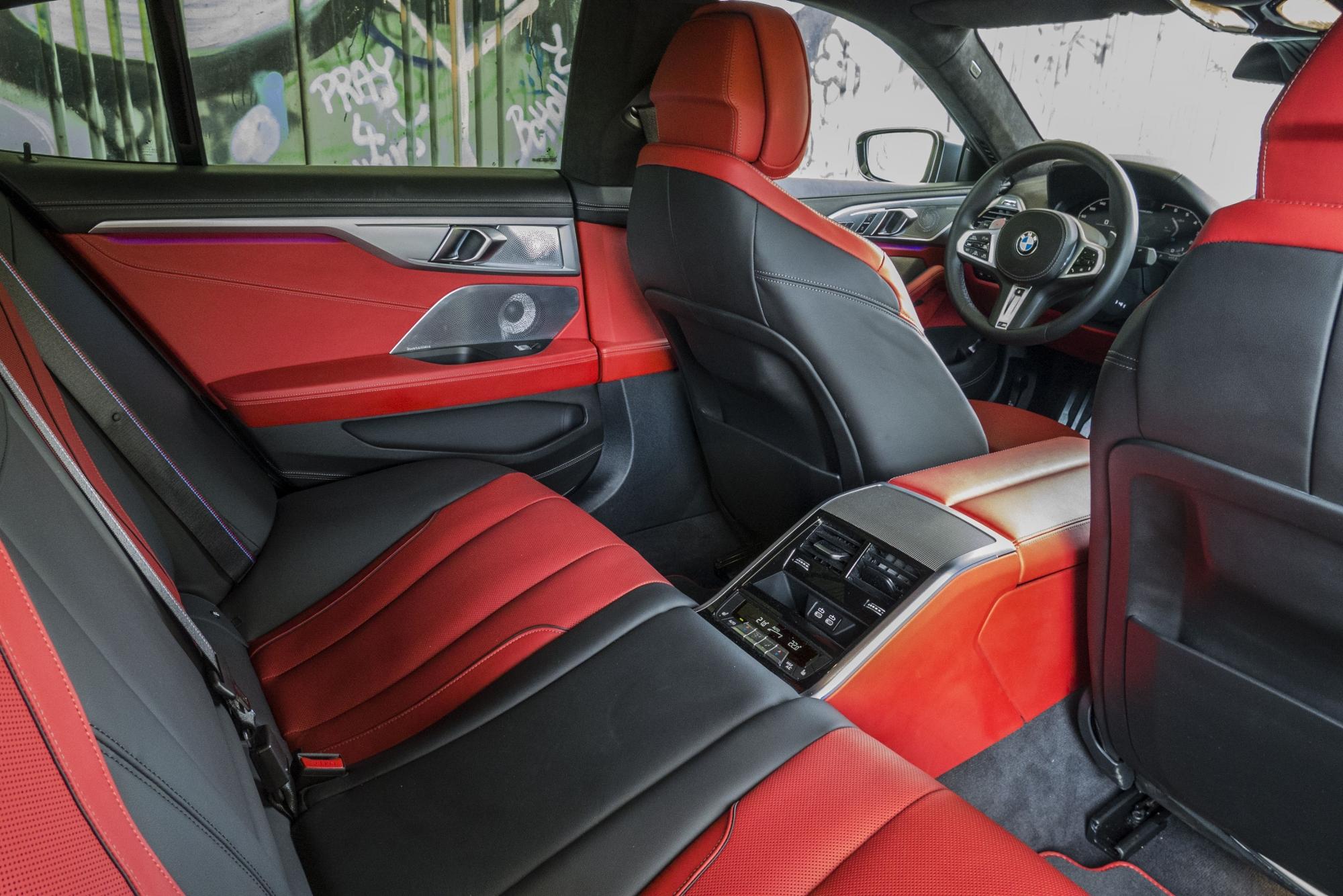 BMW M850i Gran Coupé (46)