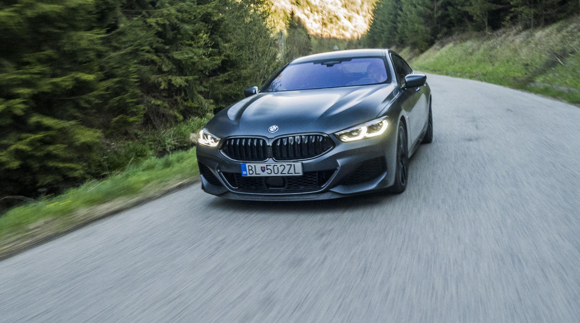 BMW M850i Gran Coupé (7)