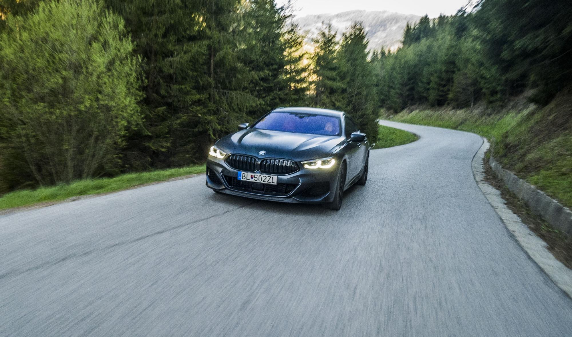 BMW M850i Gran Coupé (8)