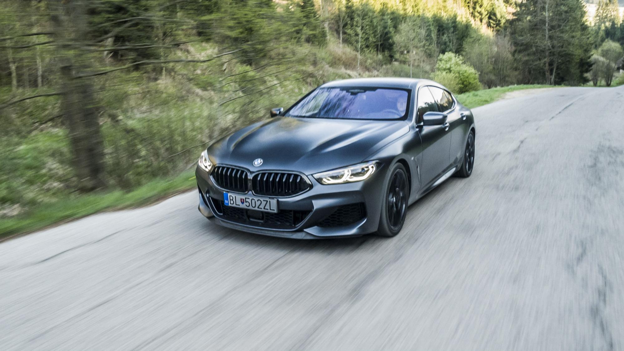 BMW M850i Gran Coupé (9)
