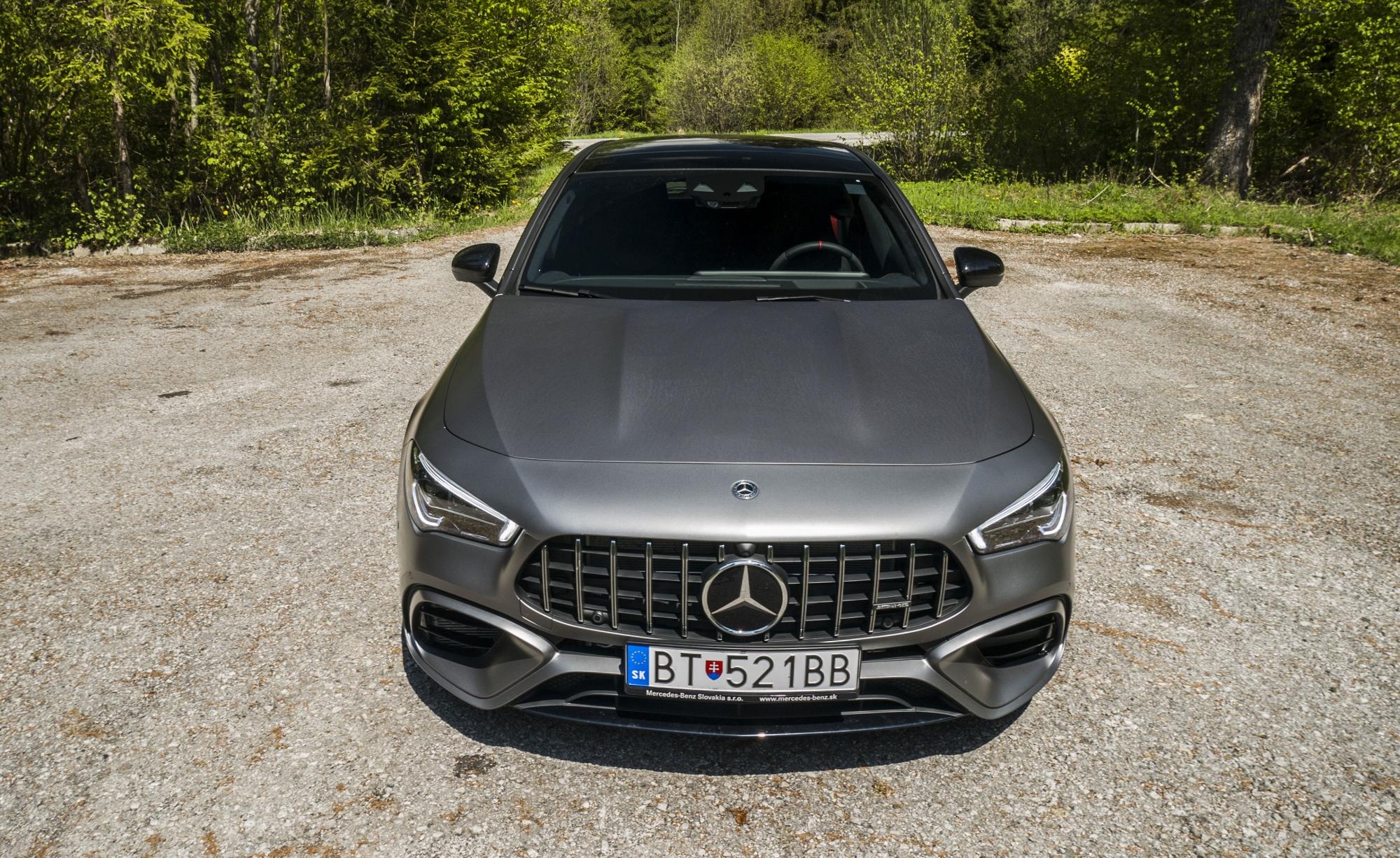 Mercedes CLA AMG 45 S (44)