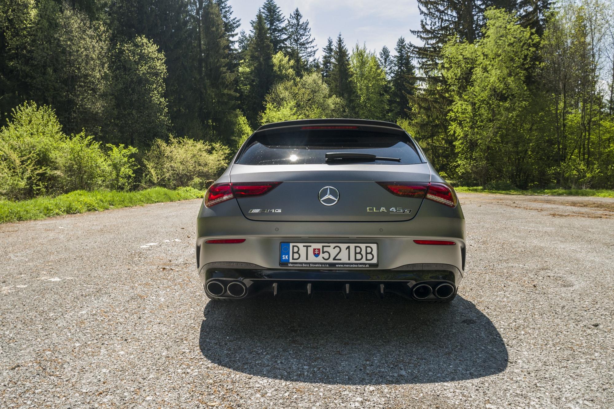 Mercedes CLA AMG 45 S (46)