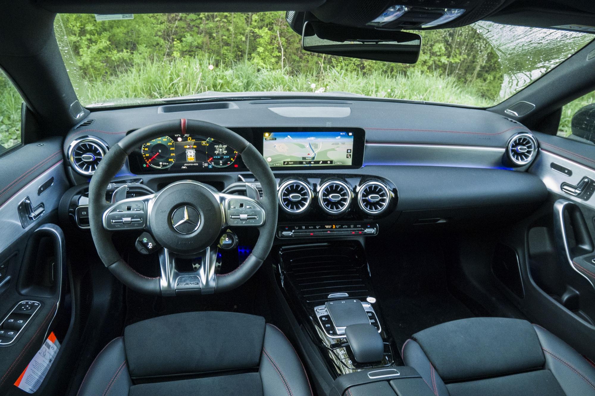 Mercedes CLA AMG 45 S (72)