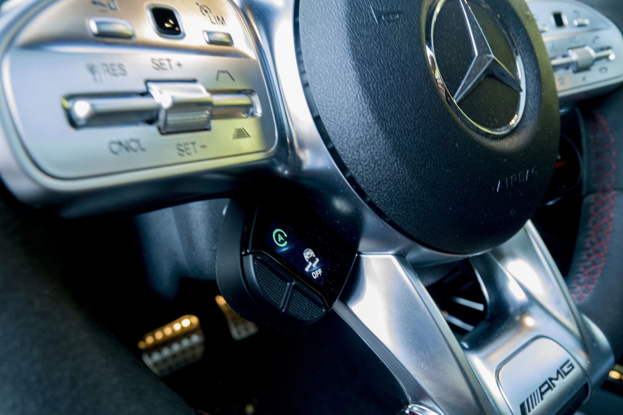 Mercedes CLA AMG 45 S (74)