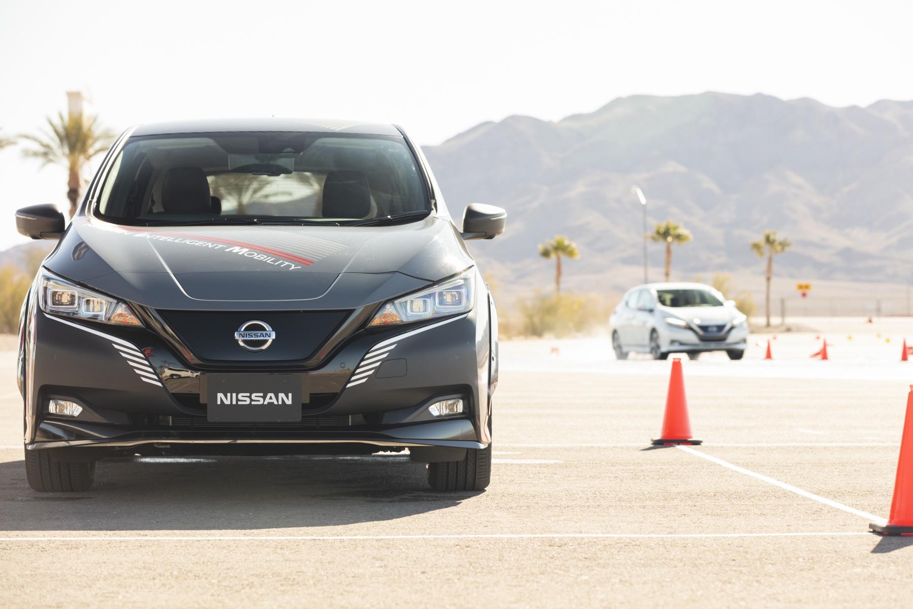 Nissan Leaf prototyp (6)