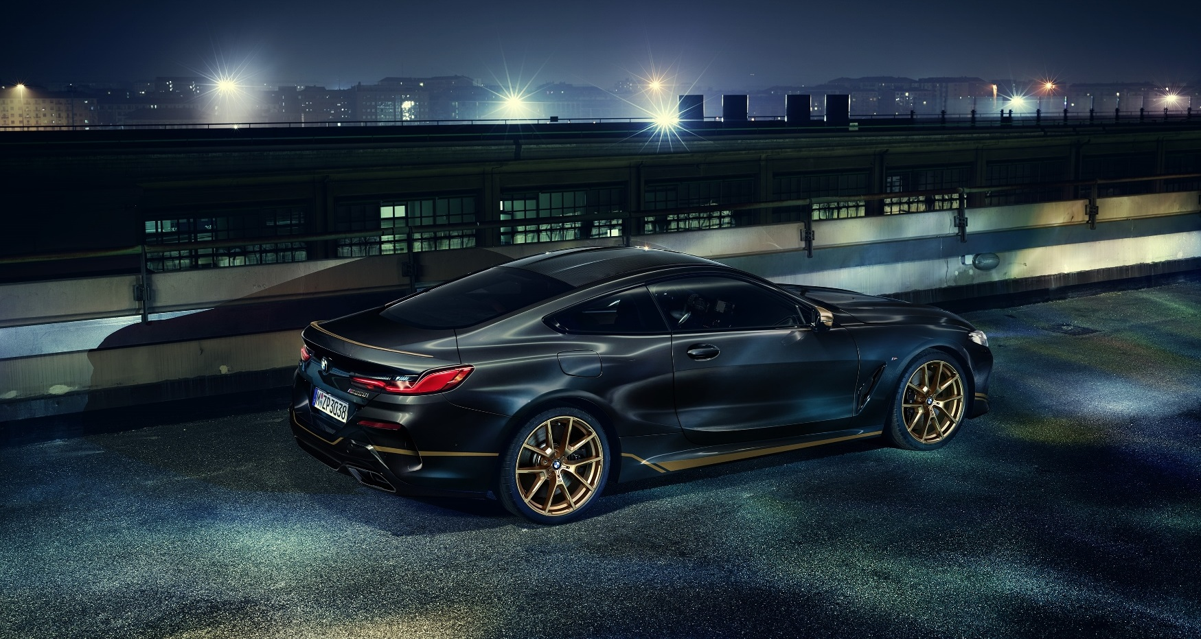 BMW 8 Golden Thunder Edition (1)