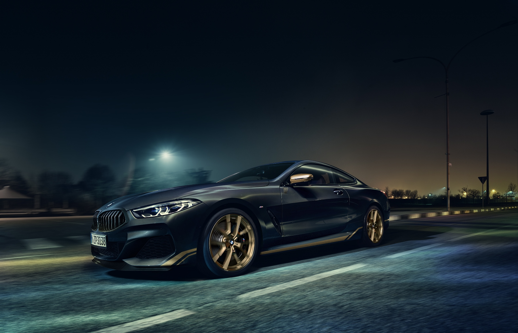 BMW 8 Golden Thunder Edition (2)
