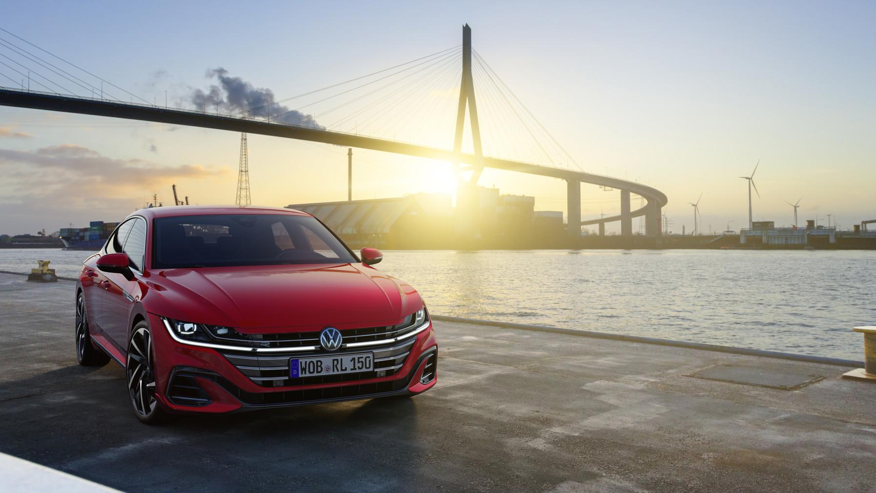 Volkswagen Arteon (1)