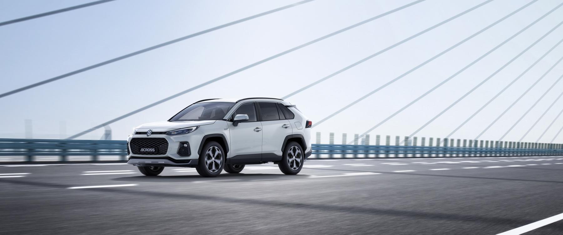 Suzuki Across (20)