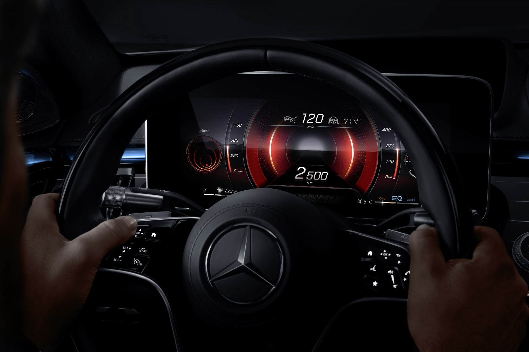 Mercedes S (5)