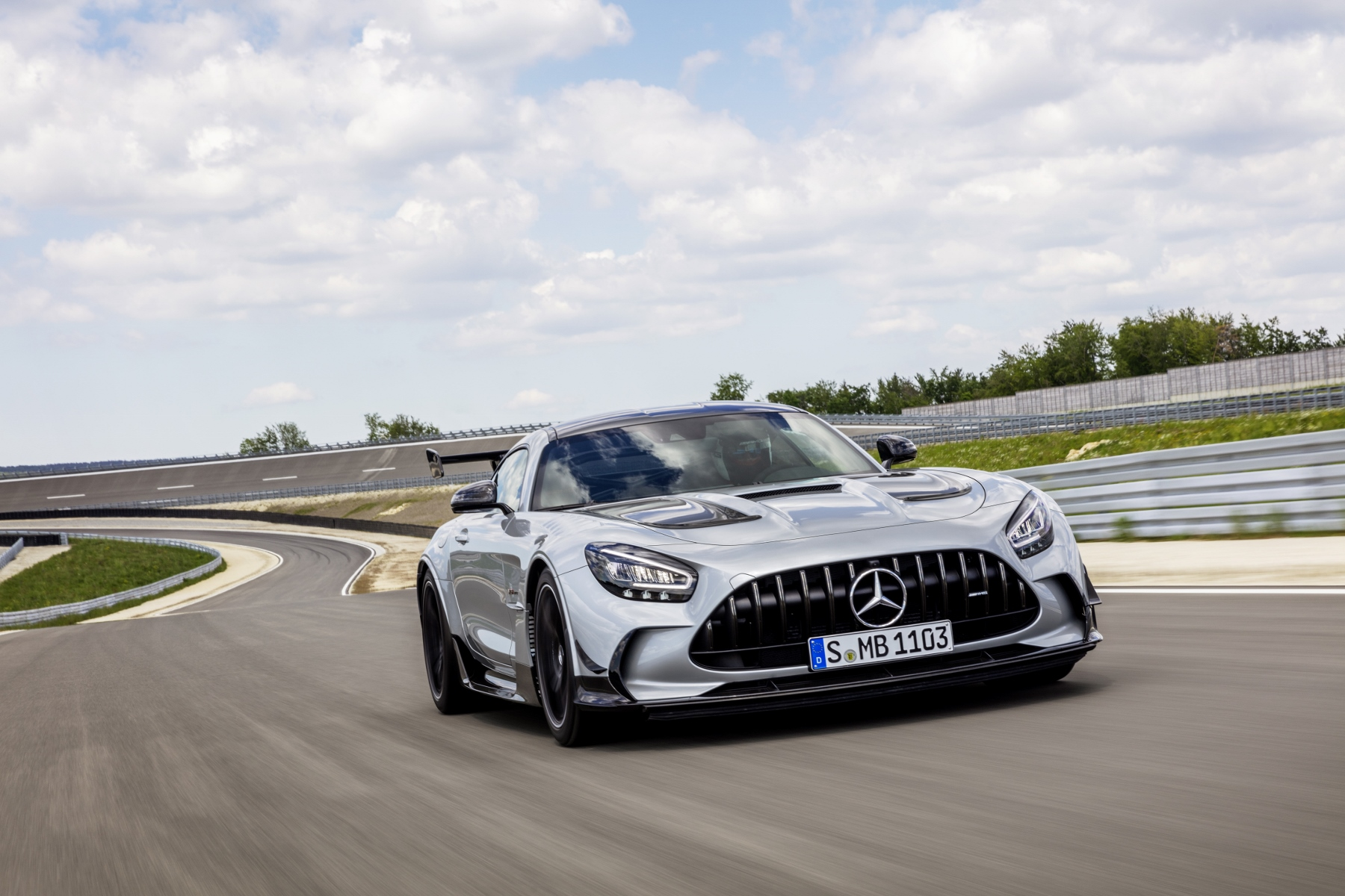 Mercedes AMG GT Black Series (10)