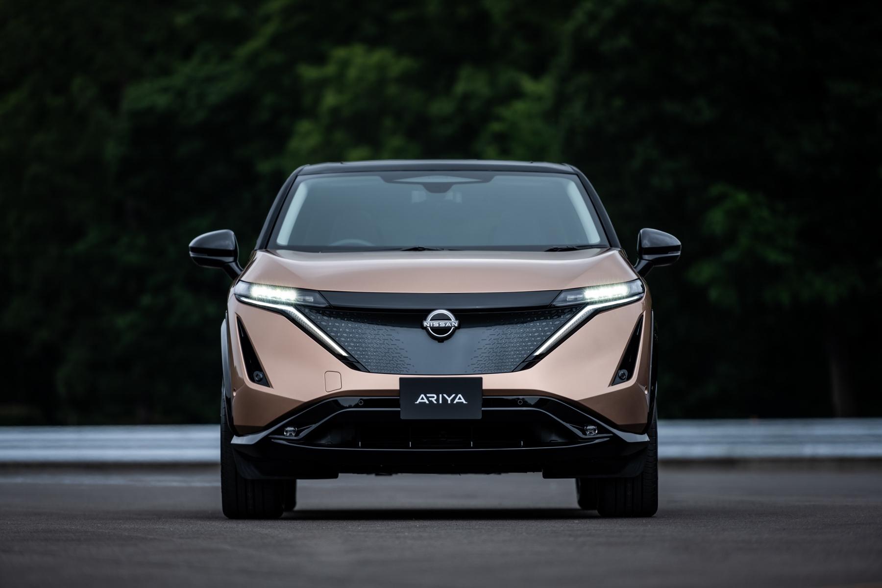 Nissan Ariya (4)