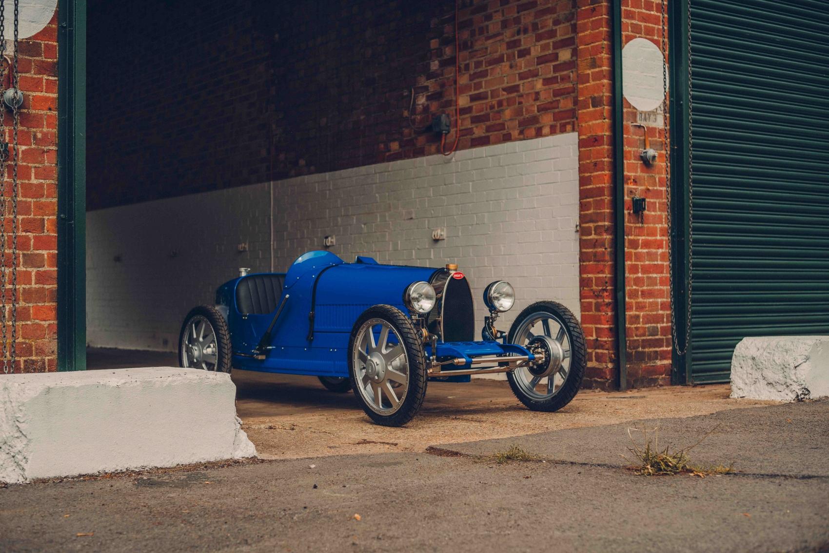 A Bugatti Baby II awaiting its next test drive (1700x1134)