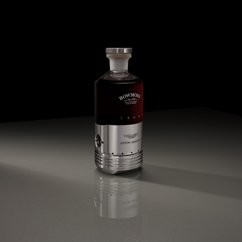 A_4_Black_Bowmore_DB5_Bottle_Three_Quarter (1500x1500)