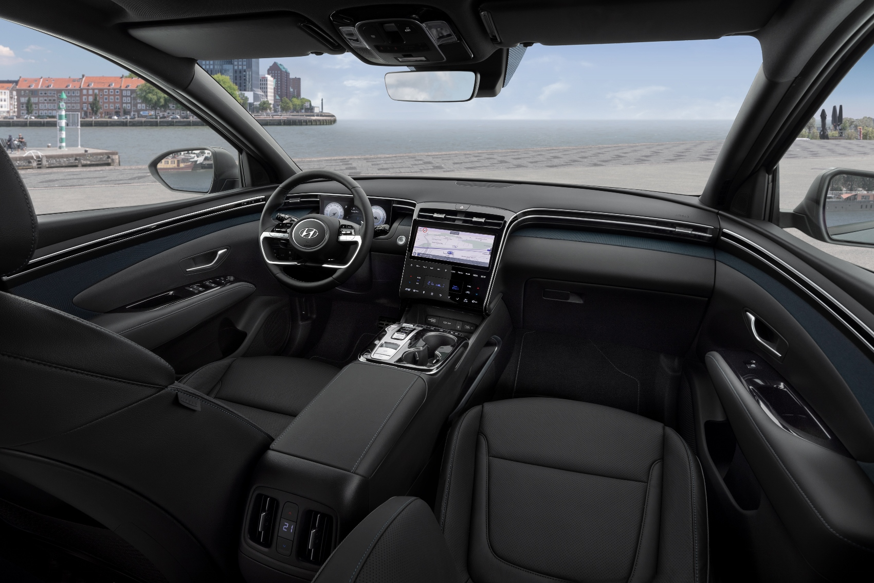 all-new Hyundai Tucson interior (1) (1700x1133)