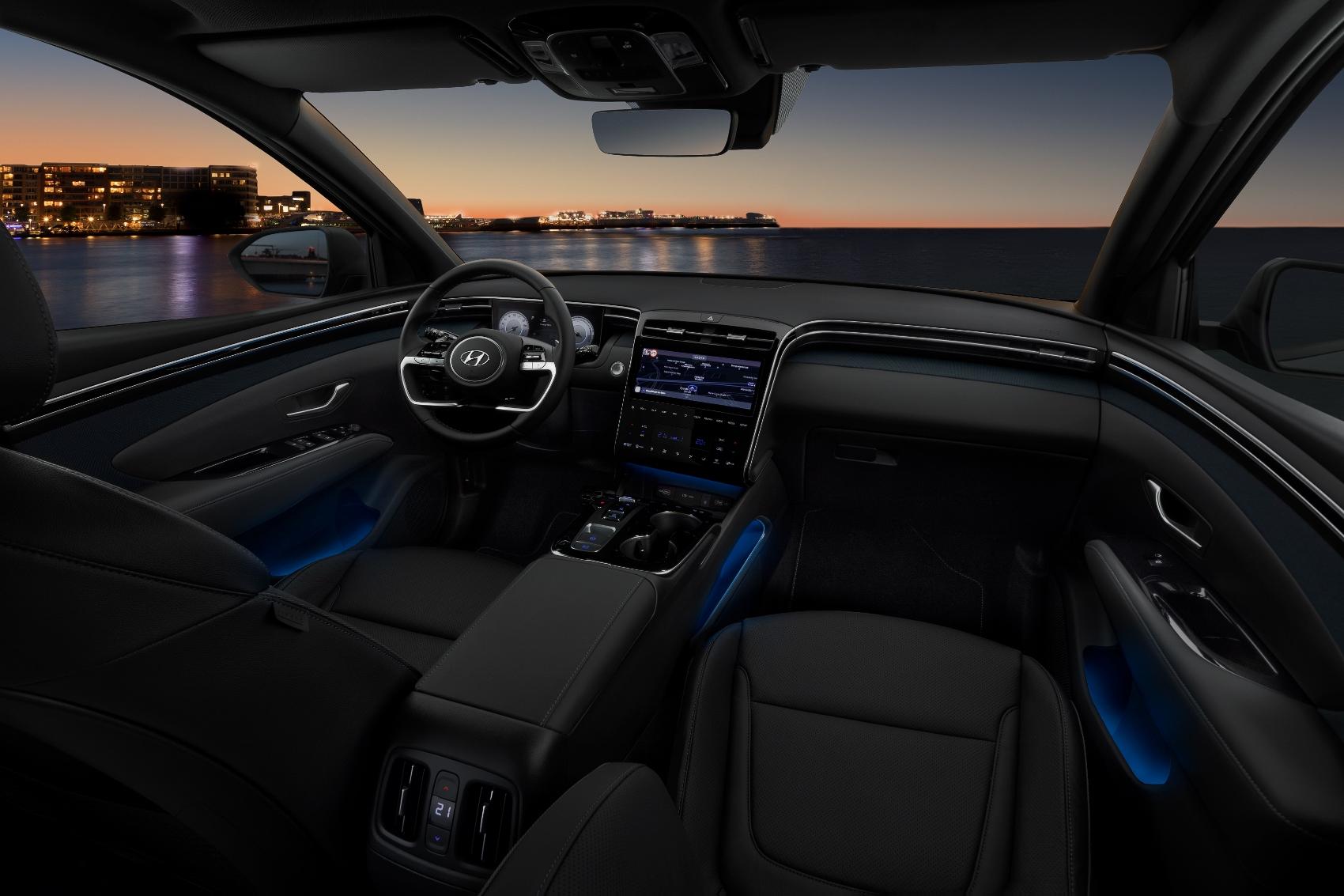 all-new Hyundai Tucson interior (2) (1700x1133)