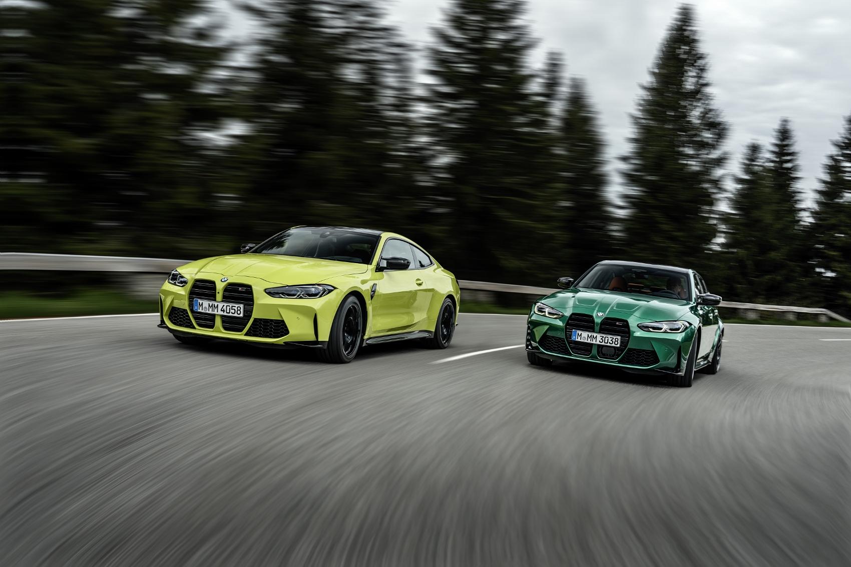 BMW M3 a M4 (1)