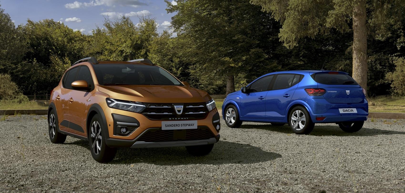 2020 - New Dacia SANDERO and SANDERO STEPWAY (1700x1275)