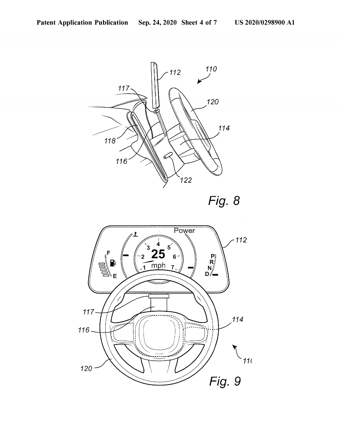 Volvo-Variable-Driving-Position-Patent-5