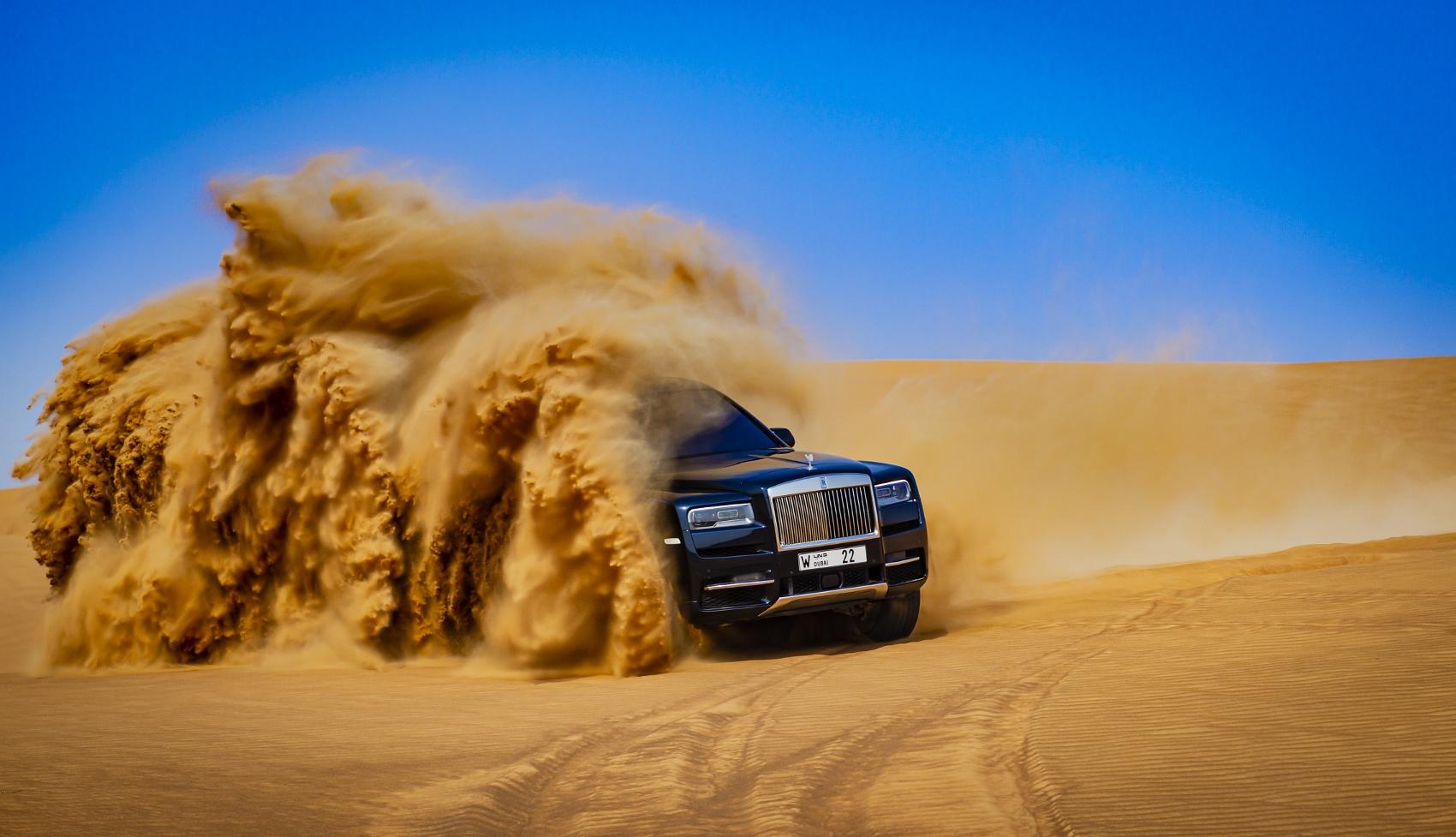 Rolls Royce Cullinan (17)