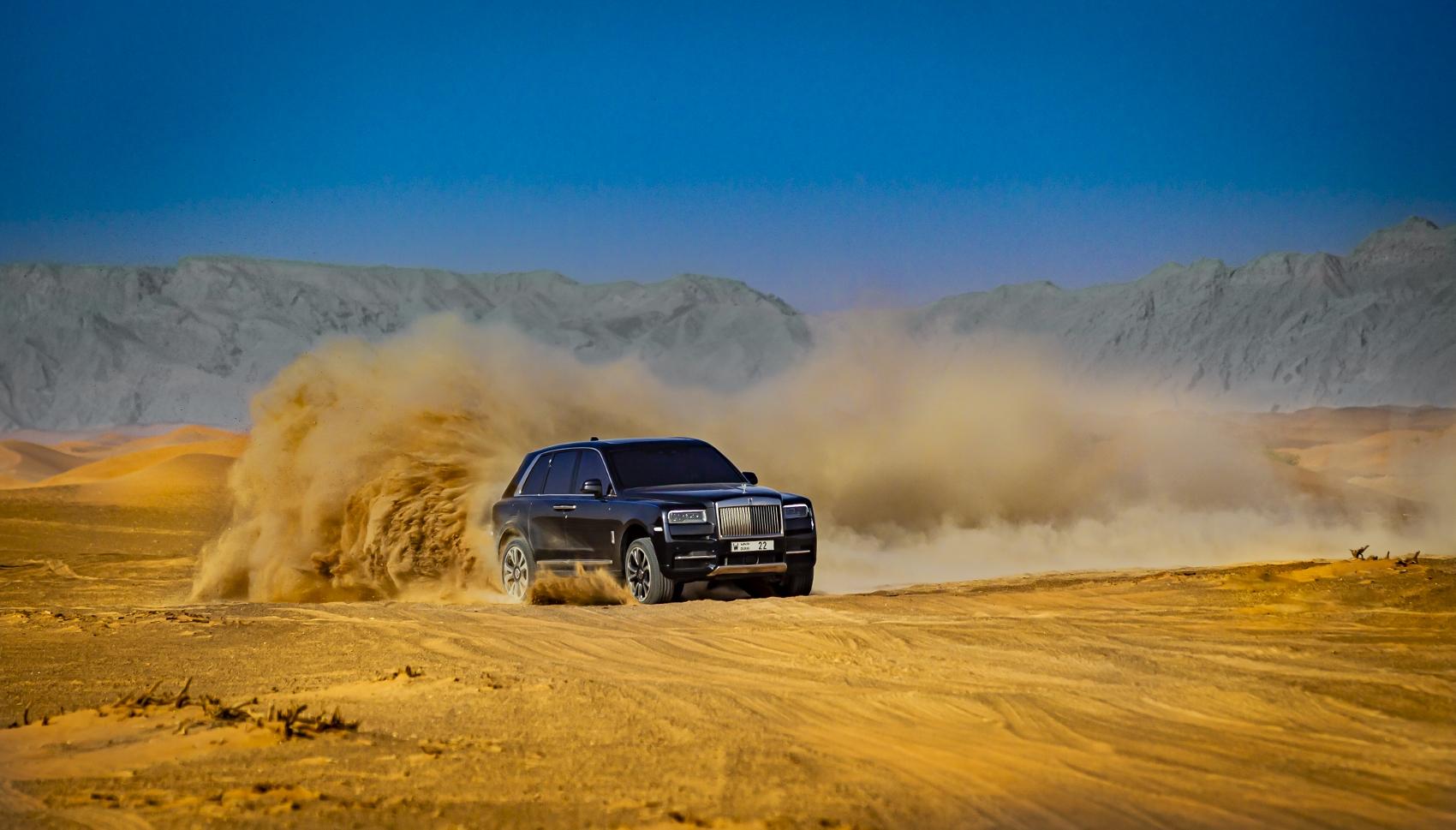 Rolls Royce Cullinan (18)