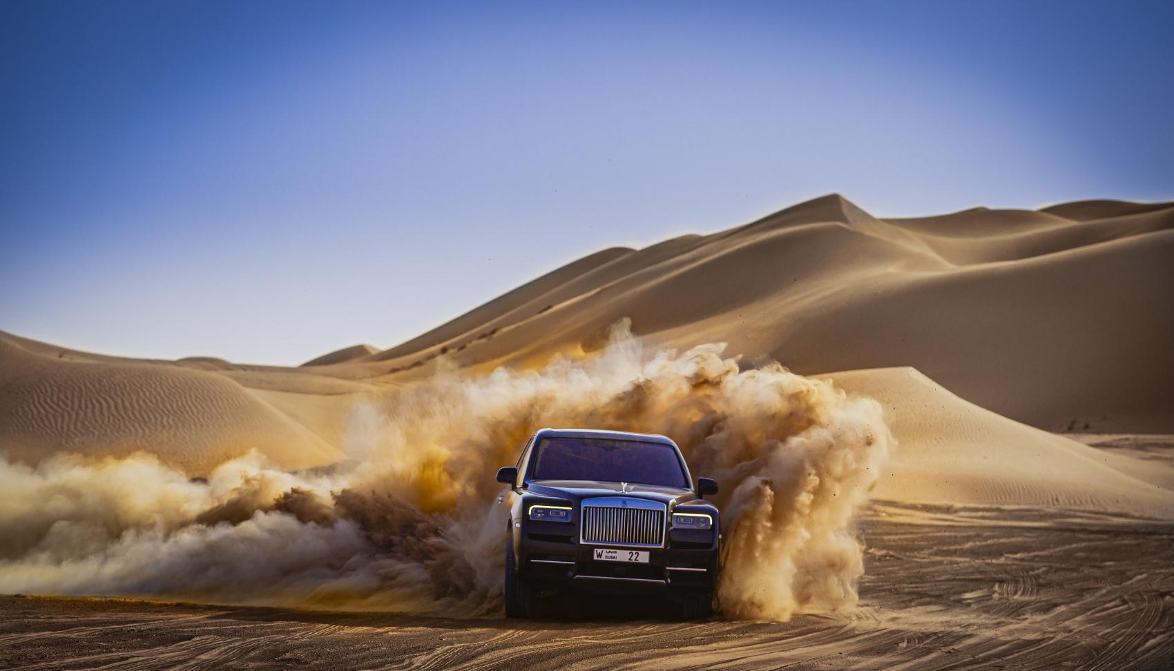 Rolls Royce Cullinan (19)