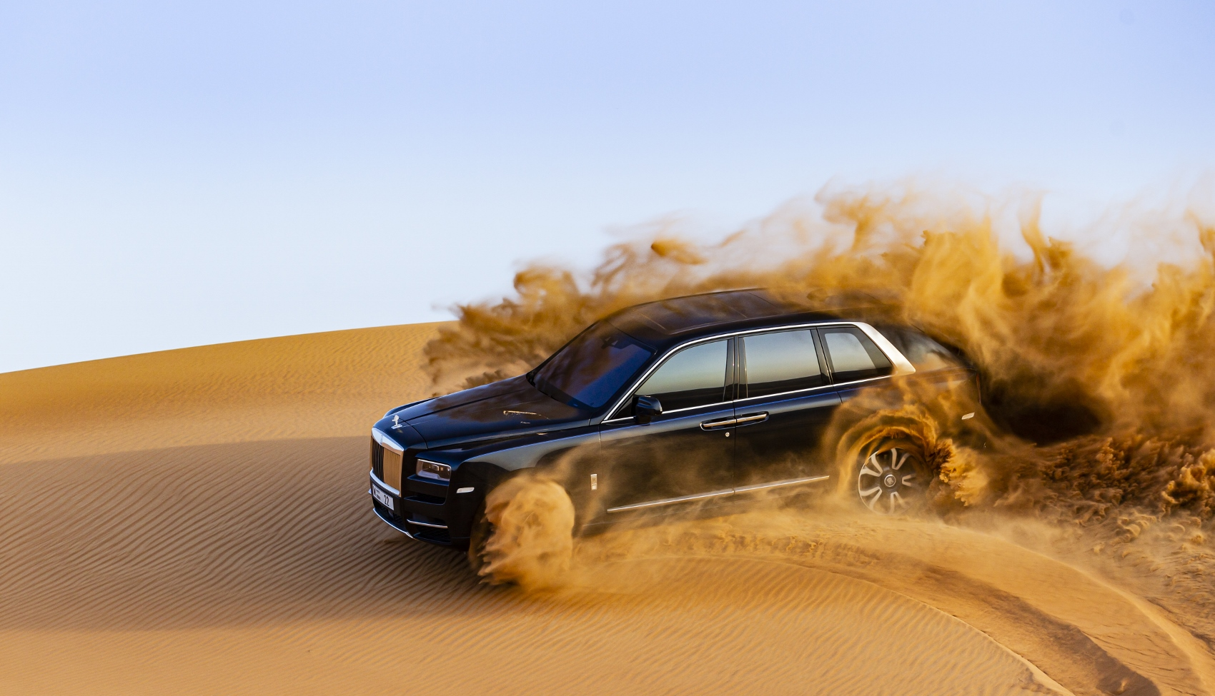 Rolls Royce Cullinan (6)